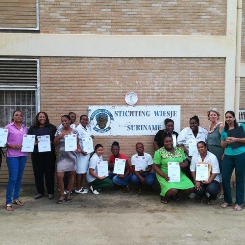 Belevingsgericht werken. Suriname 2018